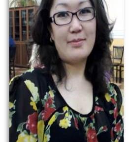 Құмашбаева Айгерім Біржанқызы