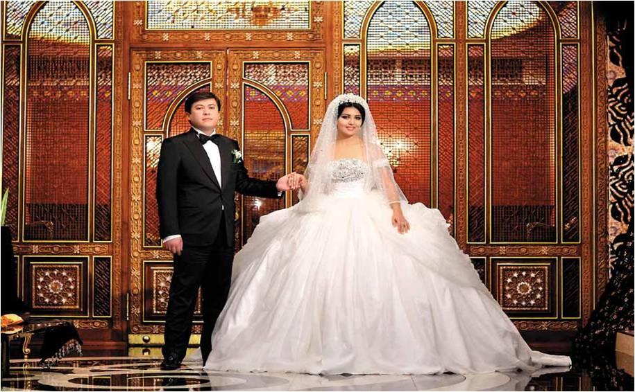 Фото узбекских свадебных платьев