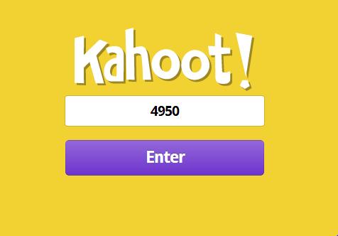 kahoot 3